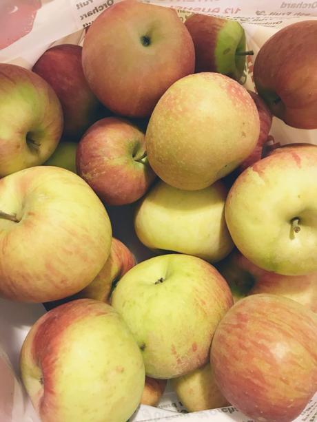 Homemade Healthy Applesauce