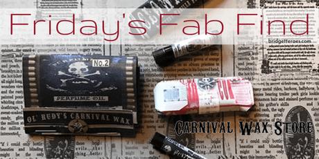 carnival wax perfume