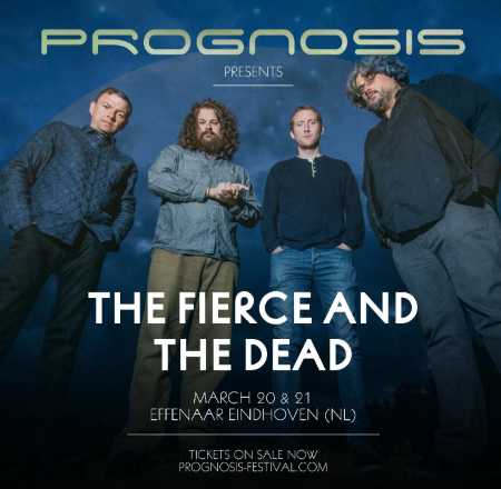 The Fierce And The Dead: performing @  Prognosis 2020