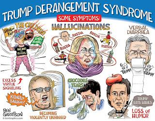 Trump Derangement Syndrome is REAL!