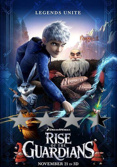 Hugh Jackman Weekend – Rise of the Guardians (2012)