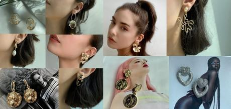 Twice Shy Earrings: Uniquely Curated & Affordable K-Fashion Earrings