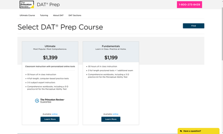 [Updated] 7 Best DAT Courses & Study Materials 2019: Which Is Better?