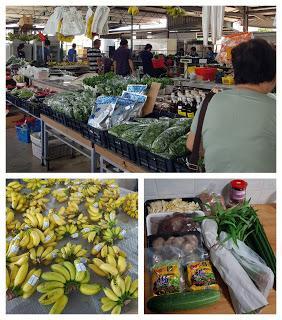 Fresh Produce at Lim Chu Kang