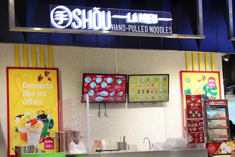 Quick Review: Shou Hand-Pulled Noodles