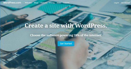 wordpress- (best site like tumblr)