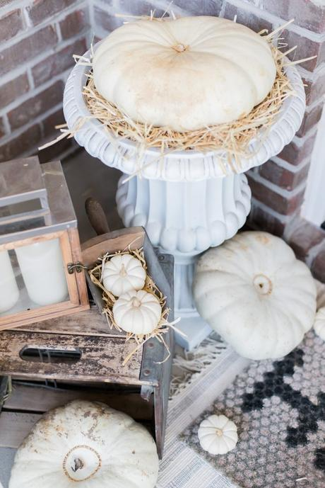 Fall Front Porch Decor Inspiration