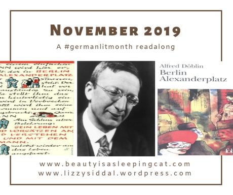 Berlin Alexanderplatz Readalong – German Literature Month 2019