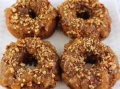 German Chocolate Sauerkraut Baked Donuts