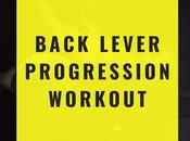 Best Back Lever Progression