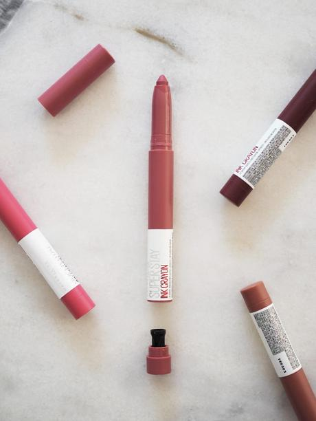 These Php249 Maybelline Lipsticks Are Better Than Your Luxury Matte Lipsticks!