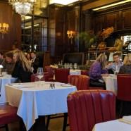 1. Have lunch at Simpson on the Strand