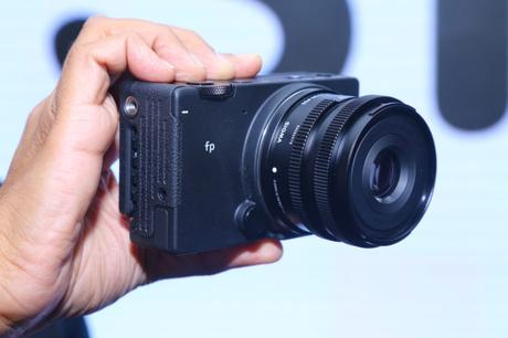 Sigma fp : Sigma's smallest, mirrorless digital camera launched in India