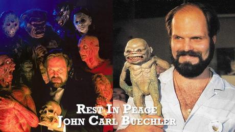 31 Days of Halloween: John Carl Buechler's Cellar Dweller