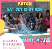 Fat-Positive Offline Spaces – Fatch at the Plus Bus
