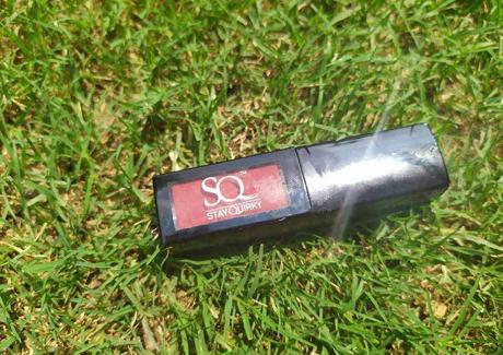 Stay quirky Liquid Lipstick Red – Too Hot for a date night Review