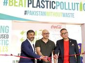 Coca-Cola WWF-Pakistan Introduce Their First-ever Plastic Recovery Initiative (Plastic Hut) Lahore