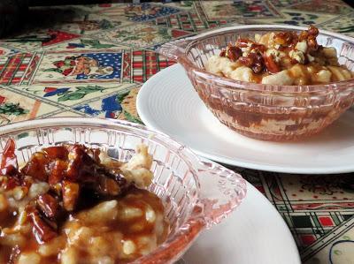 Sticky Toffee Rice Pudding