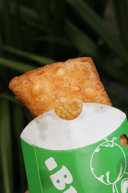 Have You Tried Jollibee's Newest Pie Variant – Buko Pie?