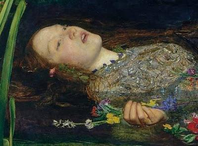 Pre-Raphaelite Women (with an emphasis on the 'men')