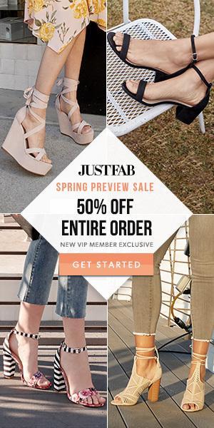 Fall, Fall shopping, online shopping, Justfab, shoe club
