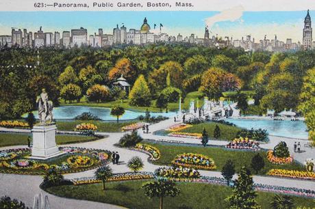 The Art of Planting: The Gardeners of Boston's Public Garden | October 16, 2019