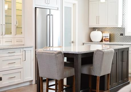 How can I make a small kitchen more efficient?