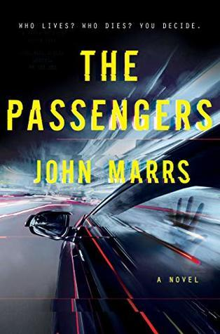 The Passengers by John Marrs- Feature and Review