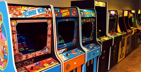 Ready, Set, Game: A Short History of Arcade Games