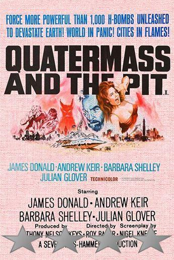 ABC Film Challenge – Horror – Q – Quatermass and the Pit (1967)