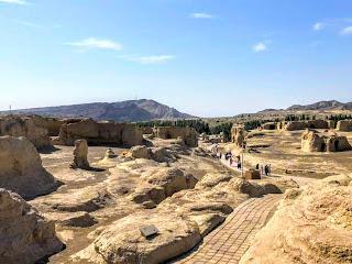 Turpan: Ruins, Minarets & Holy Water...