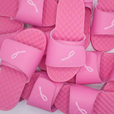 ISlide Partners with the BCRF for Breast Cancer Awareness Month