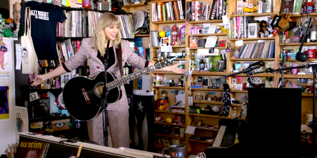 10 Takeaways from Taylor Swift's Tiny Desk Concert