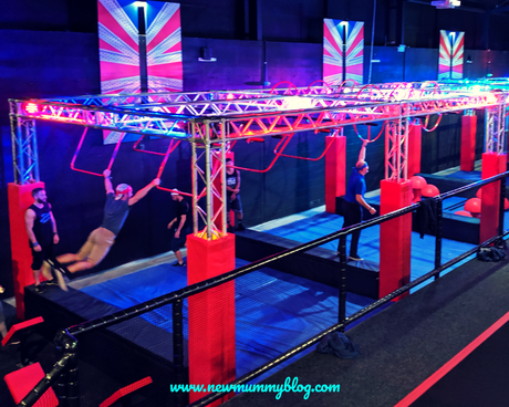 Gloucester's Ninja Warrior UK Adventure Park – A first look inside (pre-launch event)