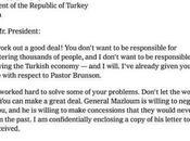Erdogan Plays Trump/Pence/Pompeo Fools They