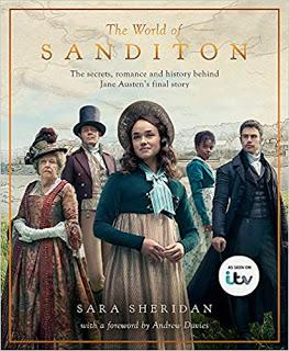 THE WORLD OF SANDITON: INTERVIEW WITH AUTHOR SARA SHERIDAN.