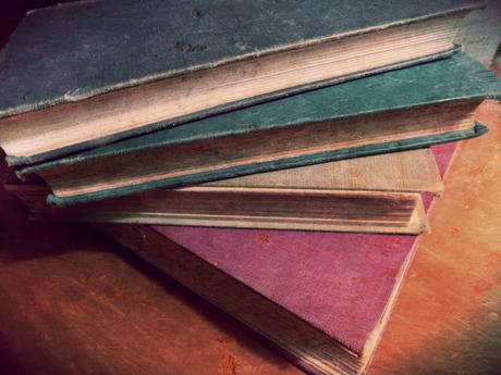 The pagan's bookshelf