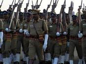 Remembering Martyrs Saluting Police