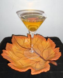 Friday Cocktail: Chrysanthemum