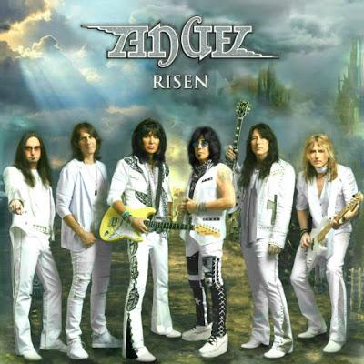 "Rock Legends Angel Hit Multiple Charts With New Album ""RISEN"""
