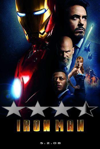 Jon Favreau Weekend – Iron Man (2008)