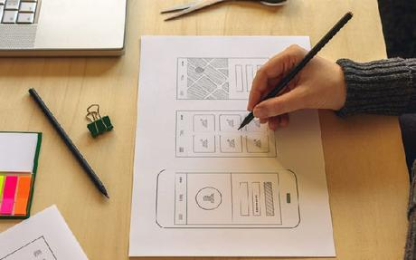 Technical Applications of Line Art in Graphic Design