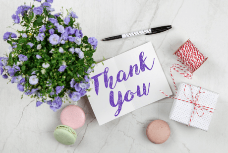 How to Say Thank you for the Congratulations