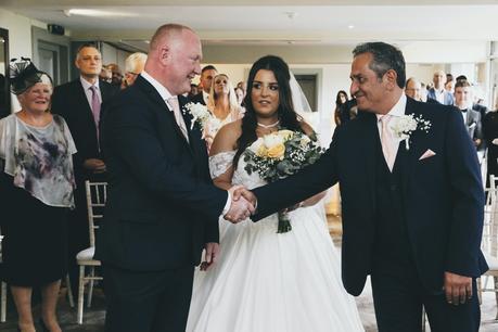 Whirlowbrook Hall Wedding, Sheffield – Dave & Tasha