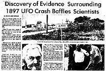 Creepy Mysteries: Aurora Space Man