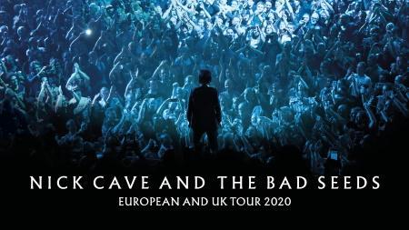 Nick Cave & The Bad Seeds: European tour dates
