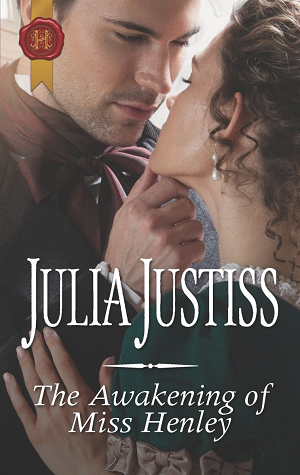 The Awakening of MIss Henley by Julia Justiss- Feature and Review