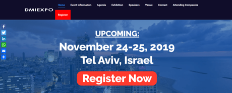 DMIEXPO Nov 2019: Digital & Affiliate Marketing International Expo