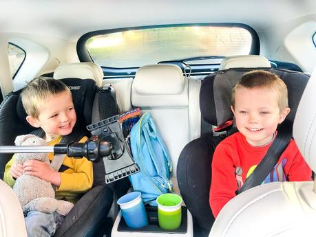 car journeys with children, road trips with kids