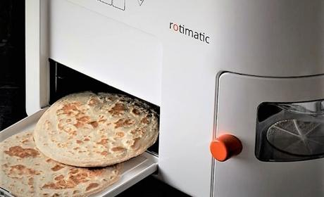 Rotimatic-The Roti Robot Review